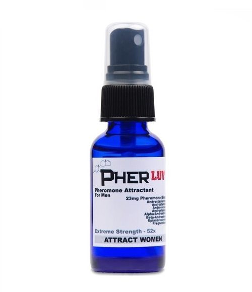 Pherluv Pheromones for men