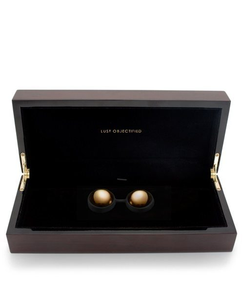 lelo luna beads gold