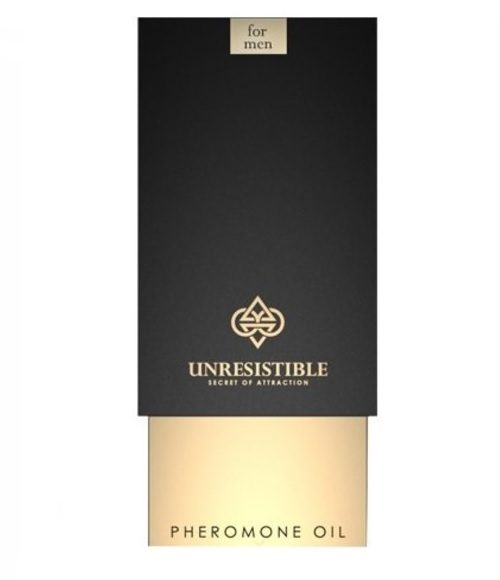 unresistable pheromone for men