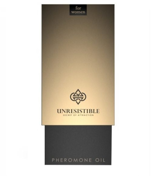 unresistible pheromone women